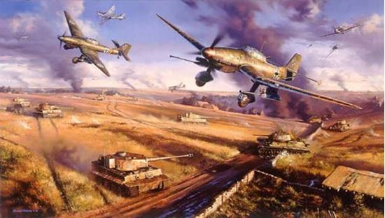 Picture of The Battle of Kursk SOLD