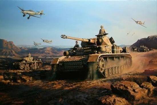 Picture of Heia Safari - The Afrikakorps