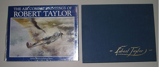 Picture of Air Combat Paintings of Robert Taylor SOLD