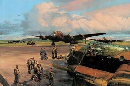 Picture of Band Of Brothers - Part 1 Bomber Command SOLD