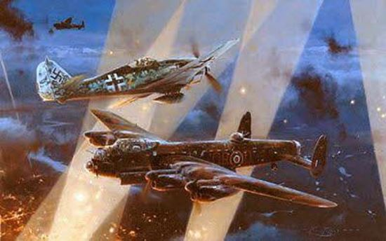 Picture of No Turning Back - The Bomber Command Edition