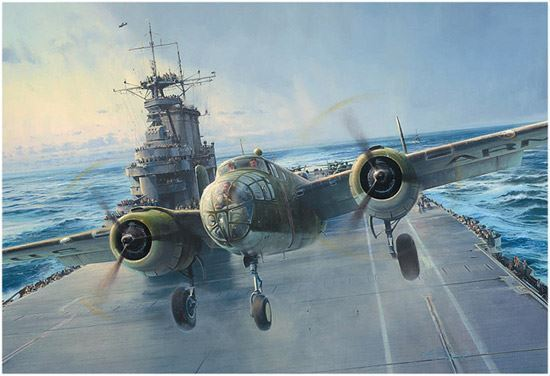 Picture of Into The Teeth Of The Wind - The Doolittle Tokyo Raiders SOLD