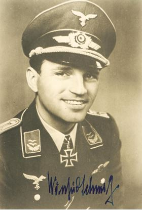 Picture of Winfried Schmidt Signed Photo