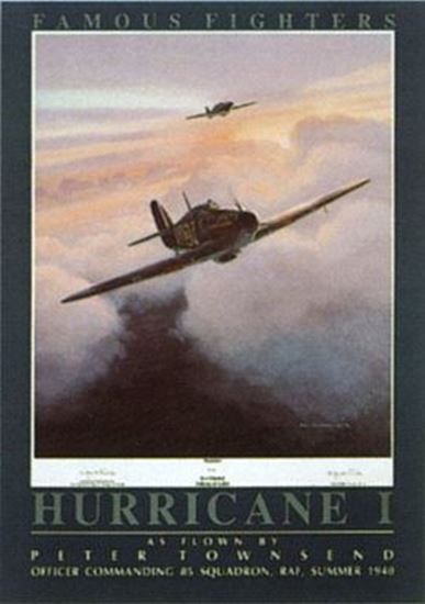 Picture of Hurricane - Peter Townsend - SOLD OUT