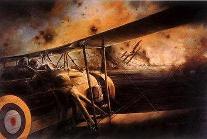Picture of Swordfish Attack at Taranto by Robert Taylor