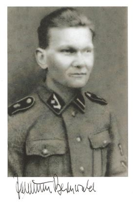 Picture of Zvonimir BERNWALD Signed Photo