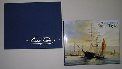 Picture of The Maritime Paintings of Robert Taylor - Limited Collectors Edition with 'Launch Against The Bismarck' - SOLD
