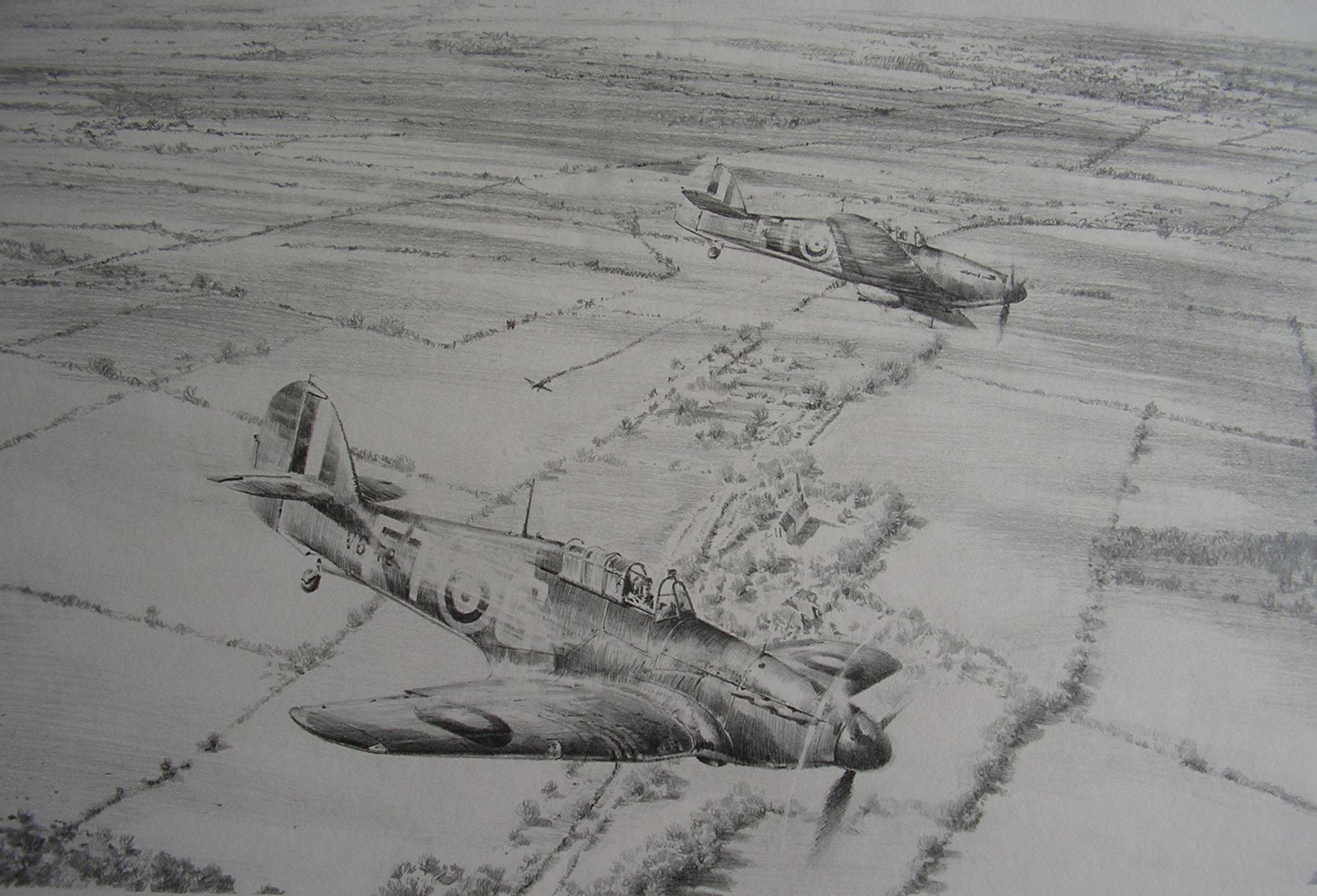nicks aviation art