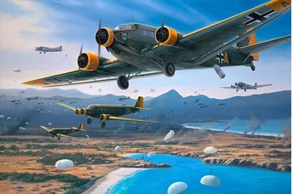 Picture of Battle Of Crete