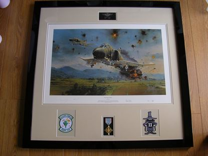 Picture of PHANTOM STRIKE by Robert Taylor SOLD