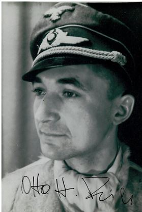 Picture of OTTO FRIES - NJG1 - Signed Photo SOLD