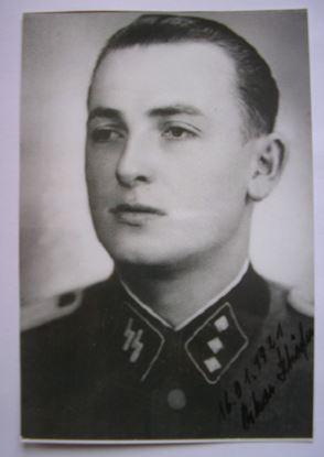 Picture of OSKAR SCHAFER Knights Cross - Schwere SS-Panzer-Abteilung 503 SOLD