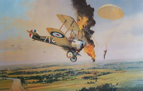Picture of BALLOON BUSTER by Robert Taylor SOLD