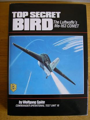 Picture of TOP SECRET BIRD by Wolfgang Spate - Me163
