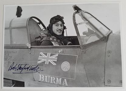 Picture of Bob Stanford TUCK - Original Signed Photo